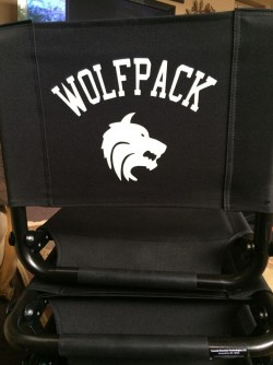 Copy of wolf pack chair